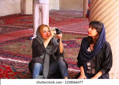 Why iranian girls are beautiful