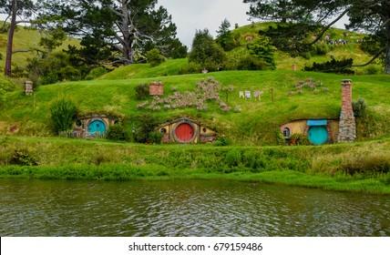 """The Shire - """"Hobbiton"""""""