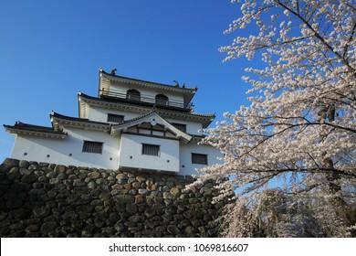 Shiroishi Castle in Miyagi Prefecture