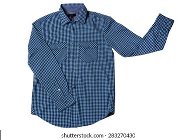Shirt isolated on white background