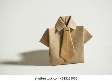 Origami Necktie   280x390