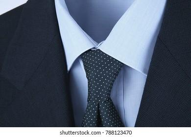 shirt tie and jacket masculine fashion