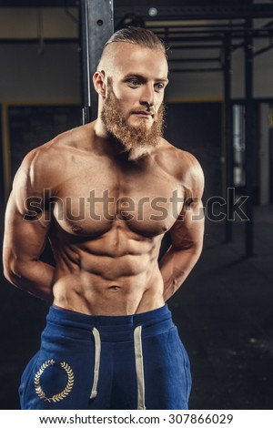 muscle guy pictures