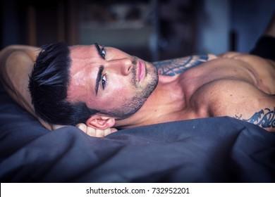 Резултат со слика за photoof of  sexy men with tatoo