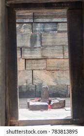 Shiva Devale No 1 ruins at the ancient city Polonnaruwa, Sri Lanka