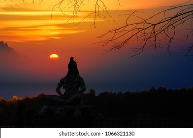 Shiva Yoga Images Stock Photos Vectors Shutterstock