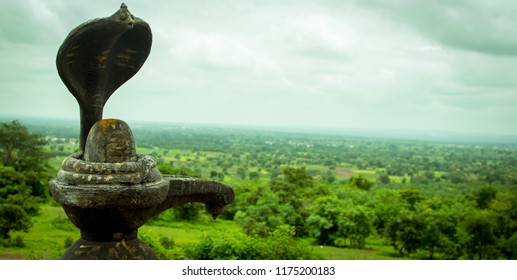 shiva linga is a representation of lord shiva in hinduism.