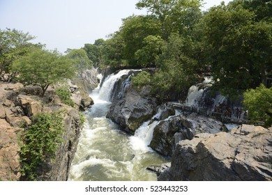 Shivanasamudra Falls in India