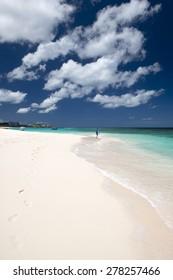 Shoal Bay, Anguilla island