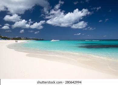 Shoal Bay, Antigua, Caribbean - Shutterstock ID 280642994
