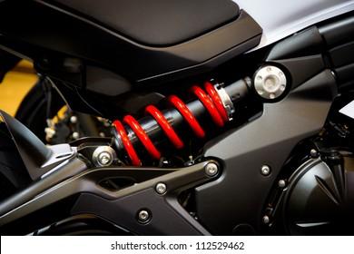 Shock Absorber's motorcycle