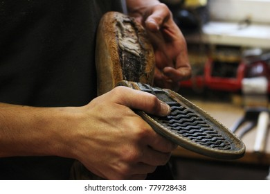 Shoe Boot maker workshop