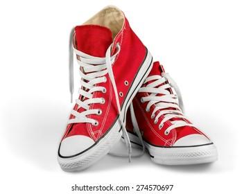 Shoe, Sports Shoe, Canvas Shoe.