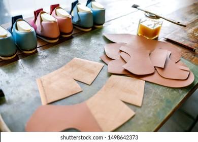 shoemaker shoe maker studio work works
