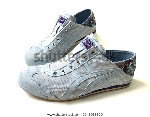 wholesale dealer 155cd 4ef68 Shoes On Over White Background Glare Stock Photo (Edit Now ...