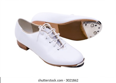 Shoes for tap dance
