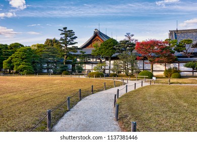 Shogun residence of Nijo castle, Kyoto, Japan