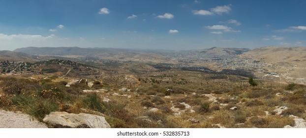 Shomron (Samaria), West Bank