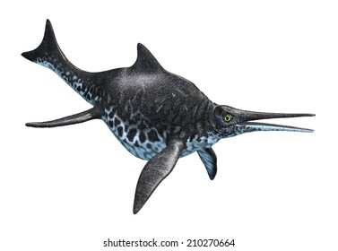 The Shonisaurus was an aquatic dinosaur that lived during the Late Triassic period.