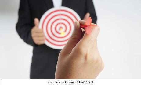 Shooting business goals