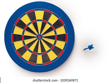 shooting game with darts