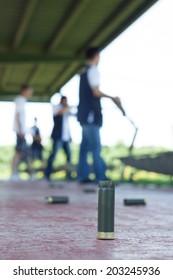 shooting range training