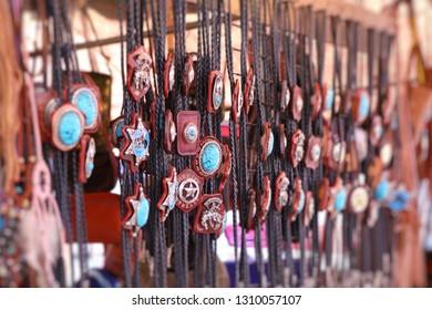 Shop necklace leather