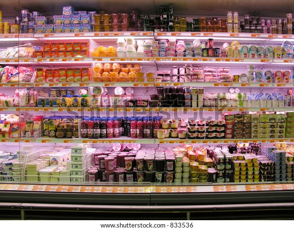 shop window