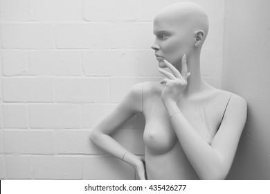 shop window mannequin workshop