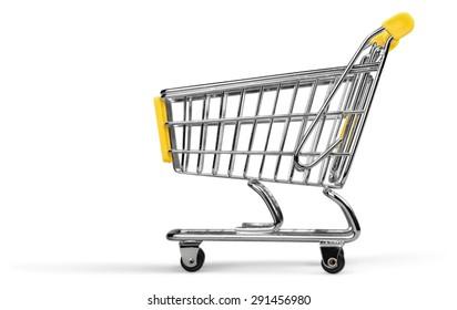 Shopping Cart, Cart, Shopping.