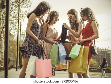 Shopping day