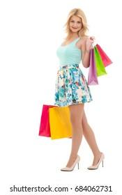 Shopping job