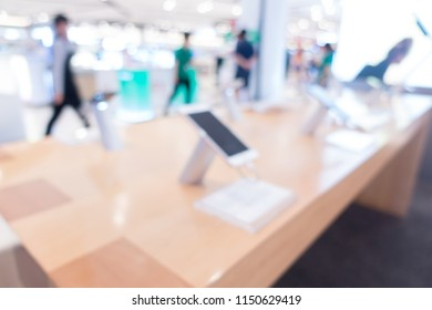 Shopping in the mall Modern day