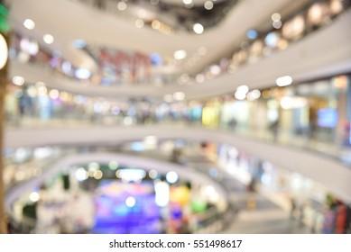 shopping mall,abtract blur