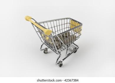 shopping for money