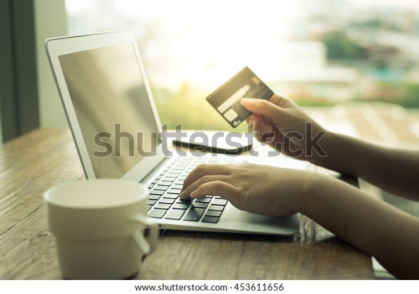 Shopping online payment