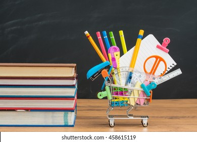 Shopping for school education supplies is very important for learning