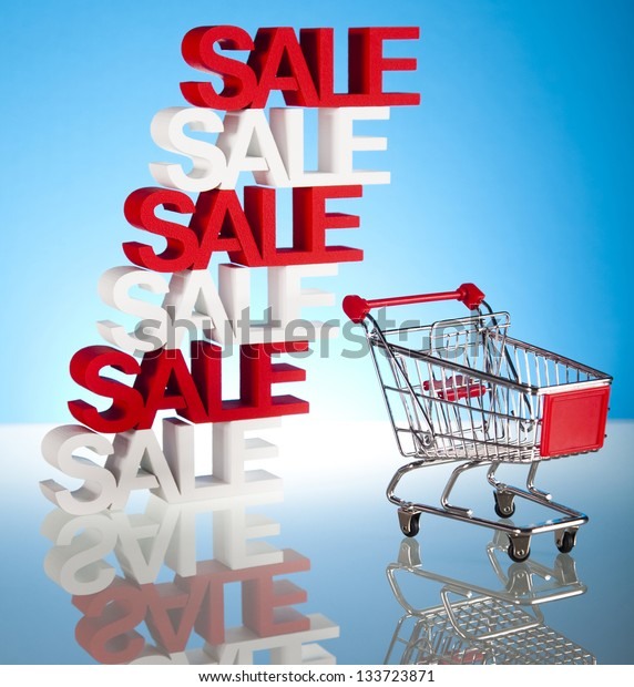 Shopping trolley, discount
