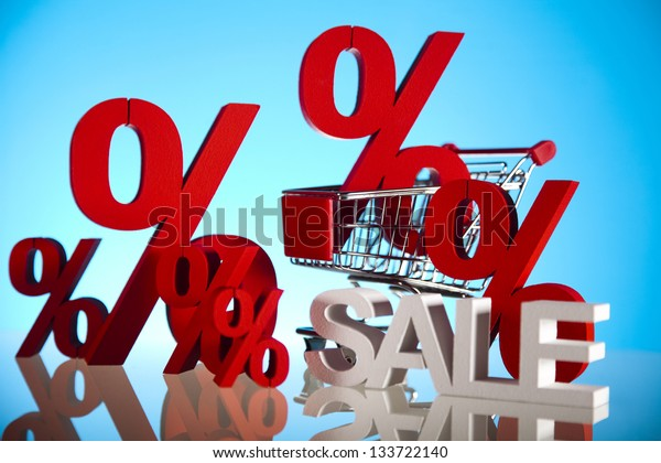 Shopping trolley, sale
