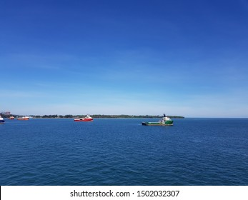 Shore view from Labuan anchorage