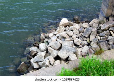 Embankment Stabilization Images, Stock Photos & Vectors | Shutterstock
