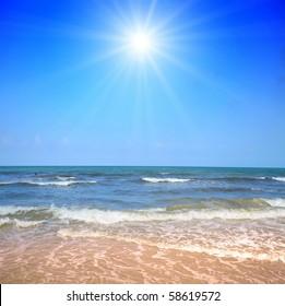 Shores of Sweet Heaven