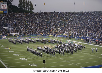 Shot at the Cal/Oregon game, 10/07/2006.