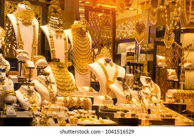 A Shot From gold Souk Dubai , Famous Gold Market, place to visit in dubai, tourist attraction, jewellery ornaments shop