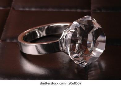 shot of jewelry