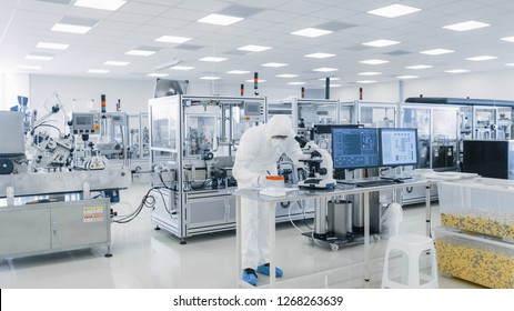 Medical Equipment Manufacturing Images, Stock Photos & Vectors