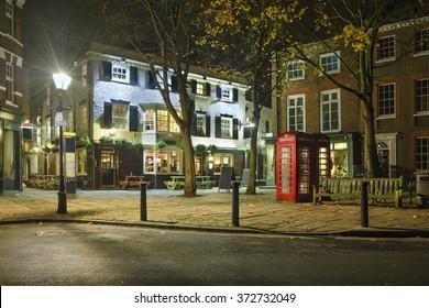 Shot taken at luxurious Richmond borough in London.