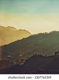 Shot this Photograph while on my trip to Kasauli, Himachal Pradesh in Northern India. The sun had just begun to set in.