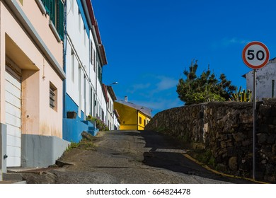 Shots from the Sao Rogue aisles on the Sao Miguel Island, the Azores archipelago in the Atlantic Ocean belonging to Portugal