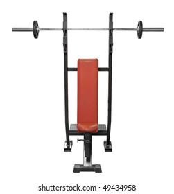Shoulder bench press
